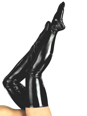 Thick Latex Stockings